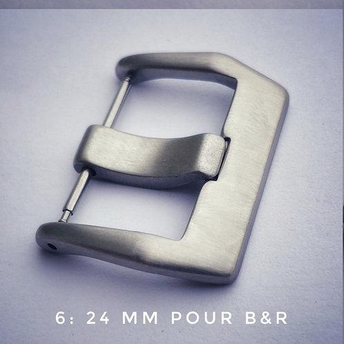 Boucle type BR pour bracelet montre