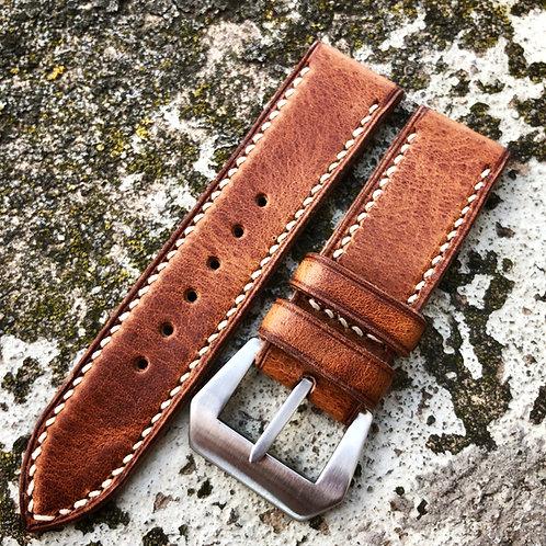 Bracelet cuir US Tan