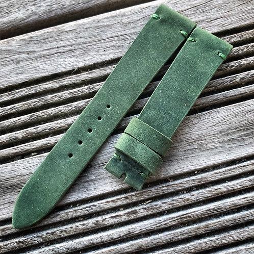 Bracelet cuir us canada green
