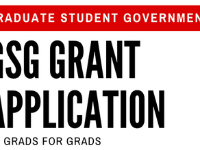 Apply for the GSG GRANT APPLICATION!