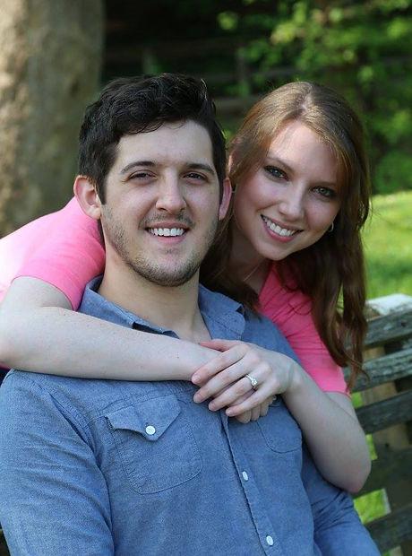 Drew and Sarah Navy
