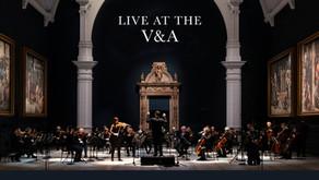 Oliver Zeffman presents 'Live at the V&A'