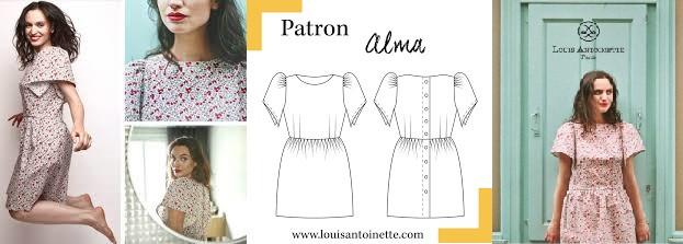 """La robe (ou pas) """"Alma"""" de LAP"""