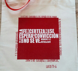 Bolsas de Tela PVP U$15 Panamá PVP $20000 Colombia  Camisetas PVP U$22 Panamá PVP $25000 Colombia