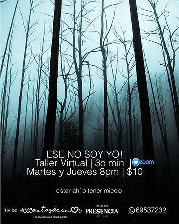 Taller Ese No Soy yo.jpg