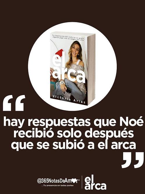 Libro EL ARCA_Victoria Arias