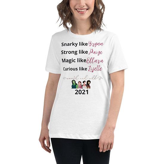 Light 2021 Women's Relaxed T-Shirt