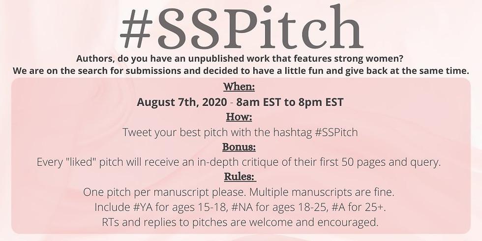 #SSPitch