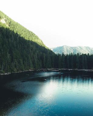 LENA LAKE TRAIL