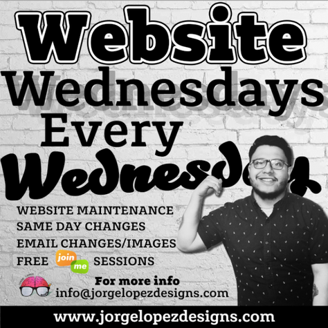 Website Wednesday
