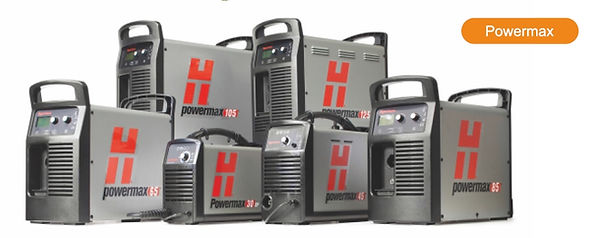 Consumíveis de Plasma CNC Hypertherm Powermax