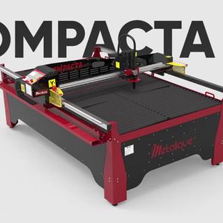 COMPACTA XP METALIQUE com detalhes
