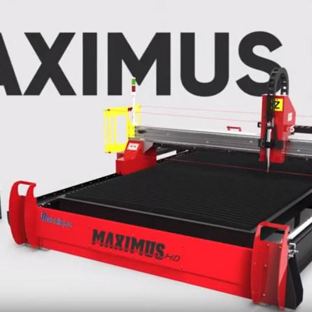 MAXIMUS HD METALIQUE