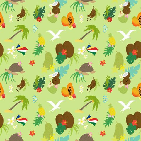 Seychelles Pattern