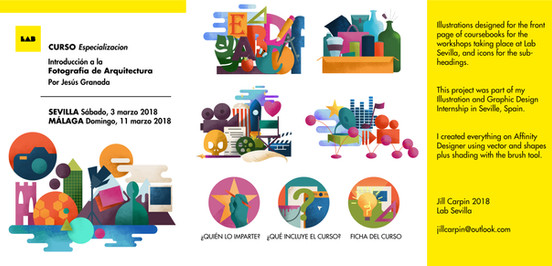 Lab Sevilla Graphic Illustration