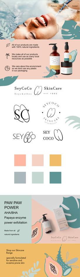 seycoco branding