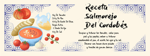 Salmorejo Recipe