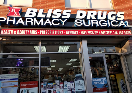 Bliss Drugs Pharmacy