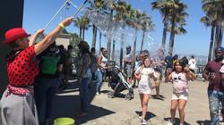 Bubbles at the Ballpark