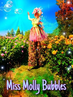 Flower Fairy Stilts