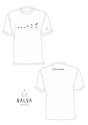 Camiseta Germinação