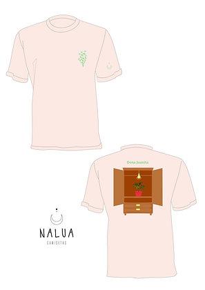 Camiseta Armário