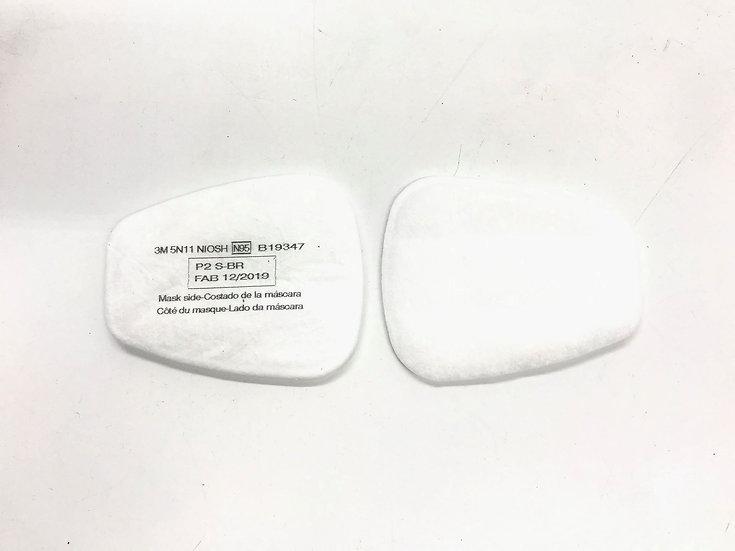 3M 5N11 N95 Cotton x10 (1 pack) ( FFP2 )