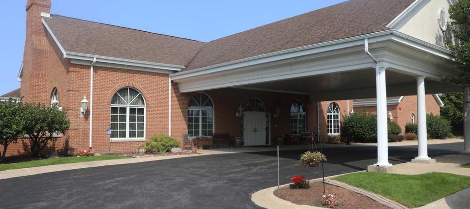 William J. Riley Memorial Residence_A964