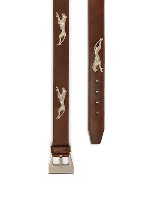 NAOMI Tan Leather