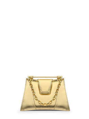 IVA Gold Leather