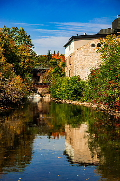 Spring Mill River
