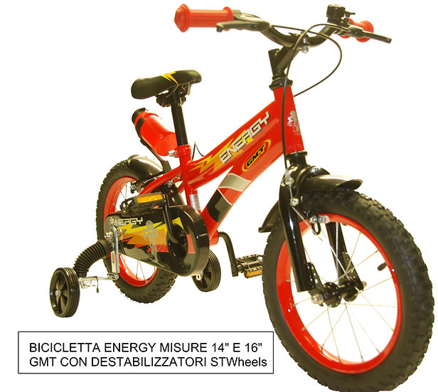 BICICLETTA ENERGY GMT
