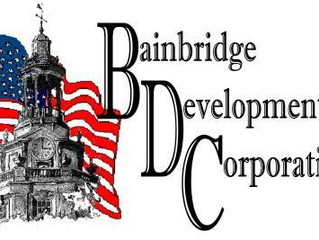 Message from BDC Chairman, Carl Roberts