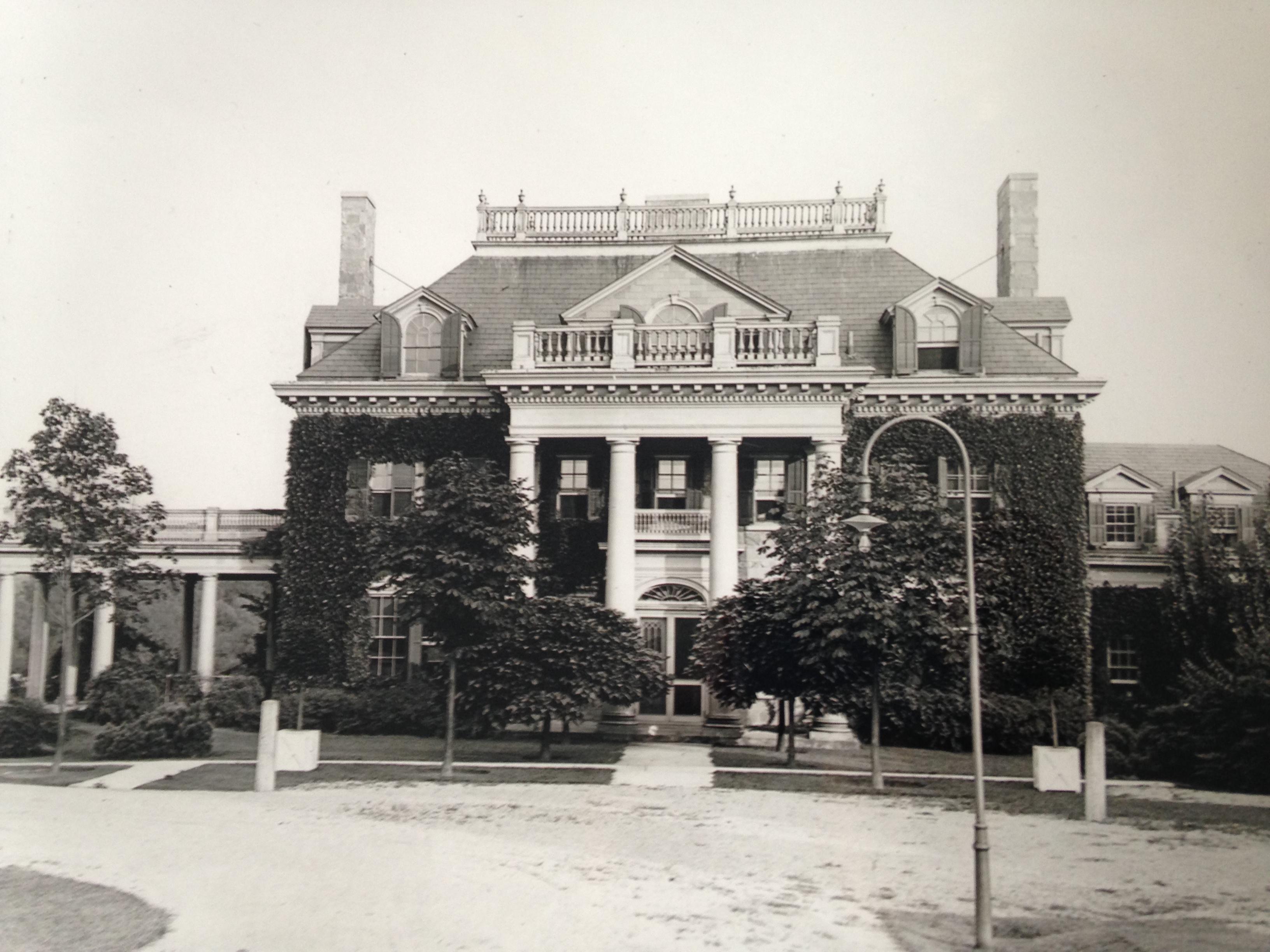 Headmasters House