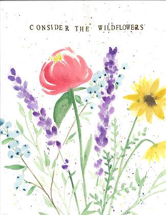 PRINTABLE - Wildflower - Donation of $7