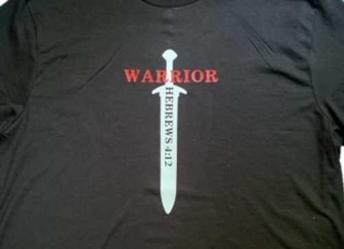 WARRIOR T-Shirt - Donation of $30