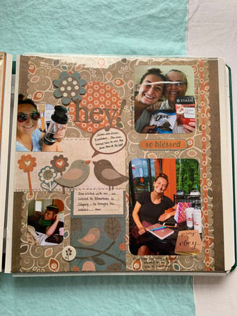 Custom Scrapbooking