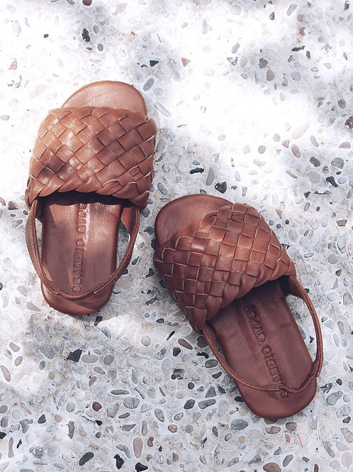 Little Gypsy Sandal -Summer Tan