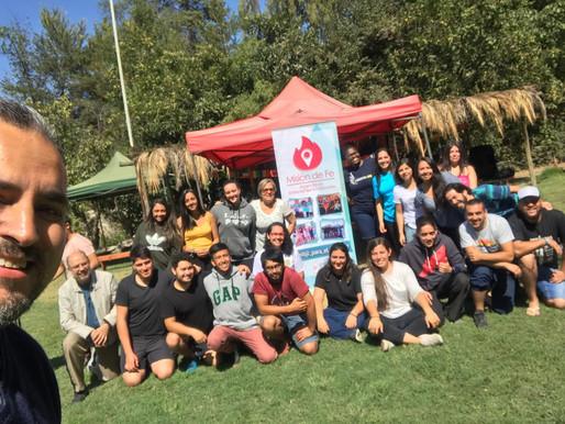 ¡Participación de CIEMAL en encuentro nacional de Jóvenes Metodistas en Chile!