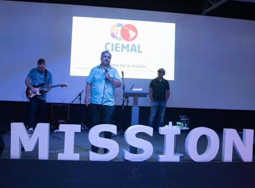 Ciemal participa de Conferencias Misioneras en Brasil