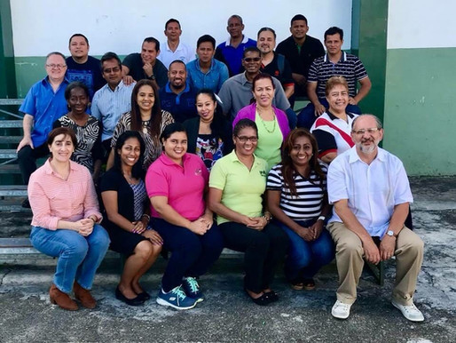 Curso teológico pastoral en Panamá
