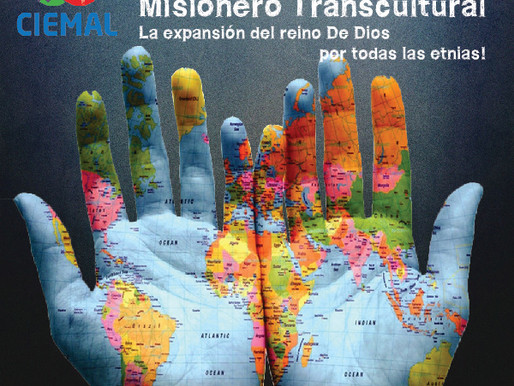 Inscripciones abiertas para el Entrenamiento Misionero Transcultural 2018