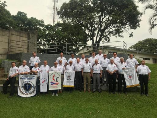 Secretario General participa en el Congreso de Varones Metodistas de América Latina y Caribe