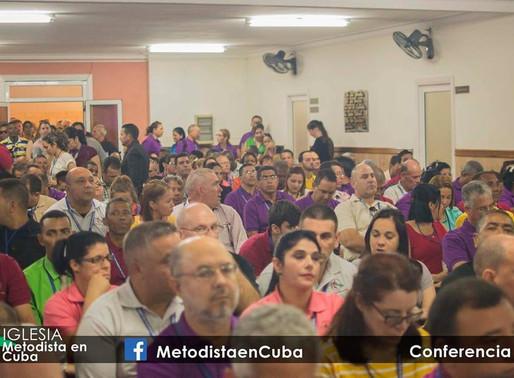 Ciemal presente en la XIII Asamblea General de la Iglesia Metodista de Cuba
