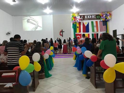 Misión CIEMAL – Iglesia Metodista en Brasil  – Mato Grosso e Mato Grosso do Sul