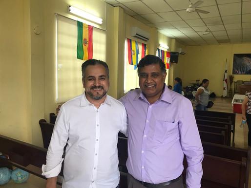 V Entrenamiento Misionero Transcultural CIEMAL – 2018