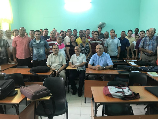 Ciemal visita Iglesia Metodista Cubana