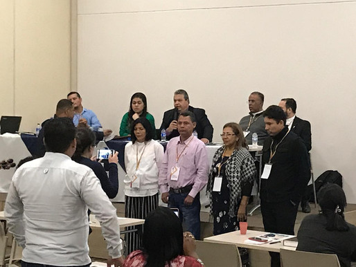 ¡Ciemal en Asamblea General de La Iglesia Metodista Colombiana!