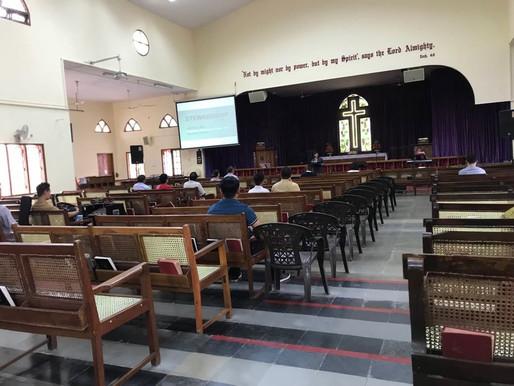 Secretario General del Ciemal participa en contactos misioneros en la India y los Emiratos Árabes Un