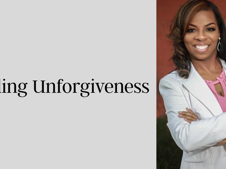 Healing Unforgiveness